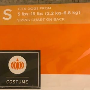 Target Other - Peacock Dog Costume